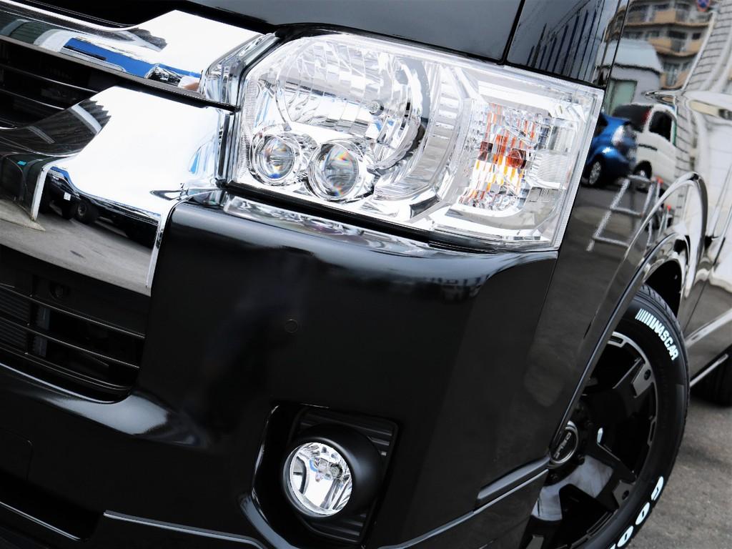 トヨタハイエースワゴン2.7GLロング ミドルルーフ【内装架装VER1.5】茨城県の詳細画像その6