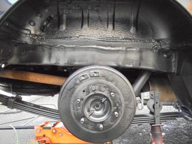 足回りもしっかり洗浄済み! | トヨタ ハイエース 2.7 GL ロング ミドルルーフ MC-9