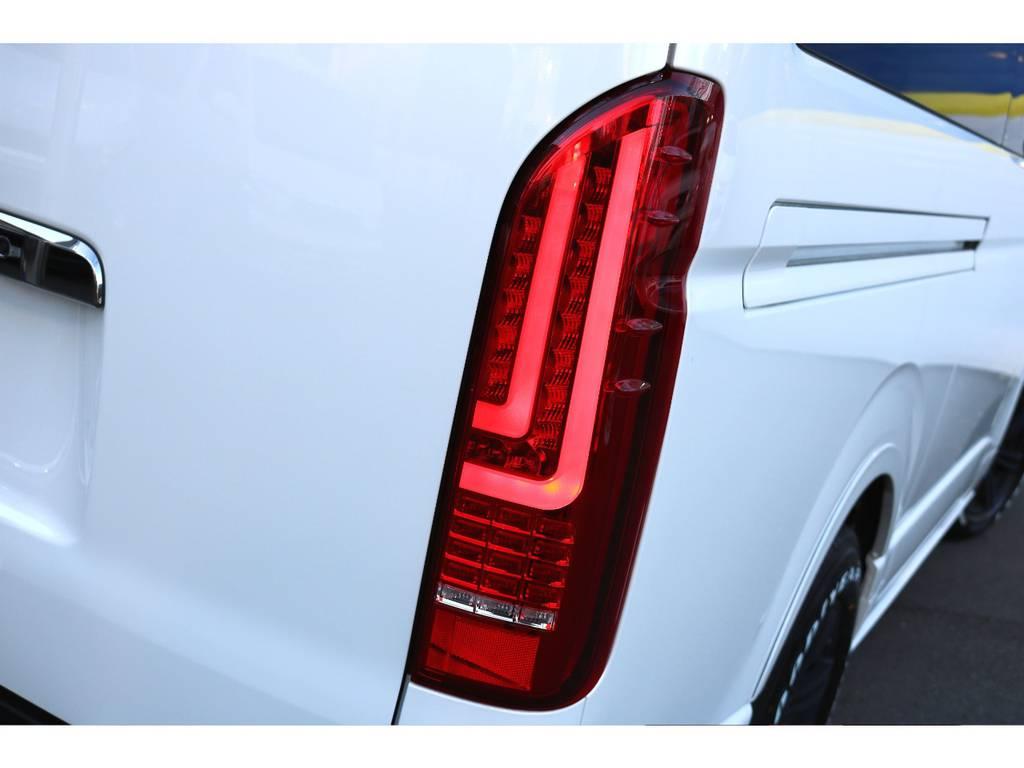 TOMSテール! | トヨタ ハイエースバン 2.0 スーパーGL ダークプライム ロングボディ