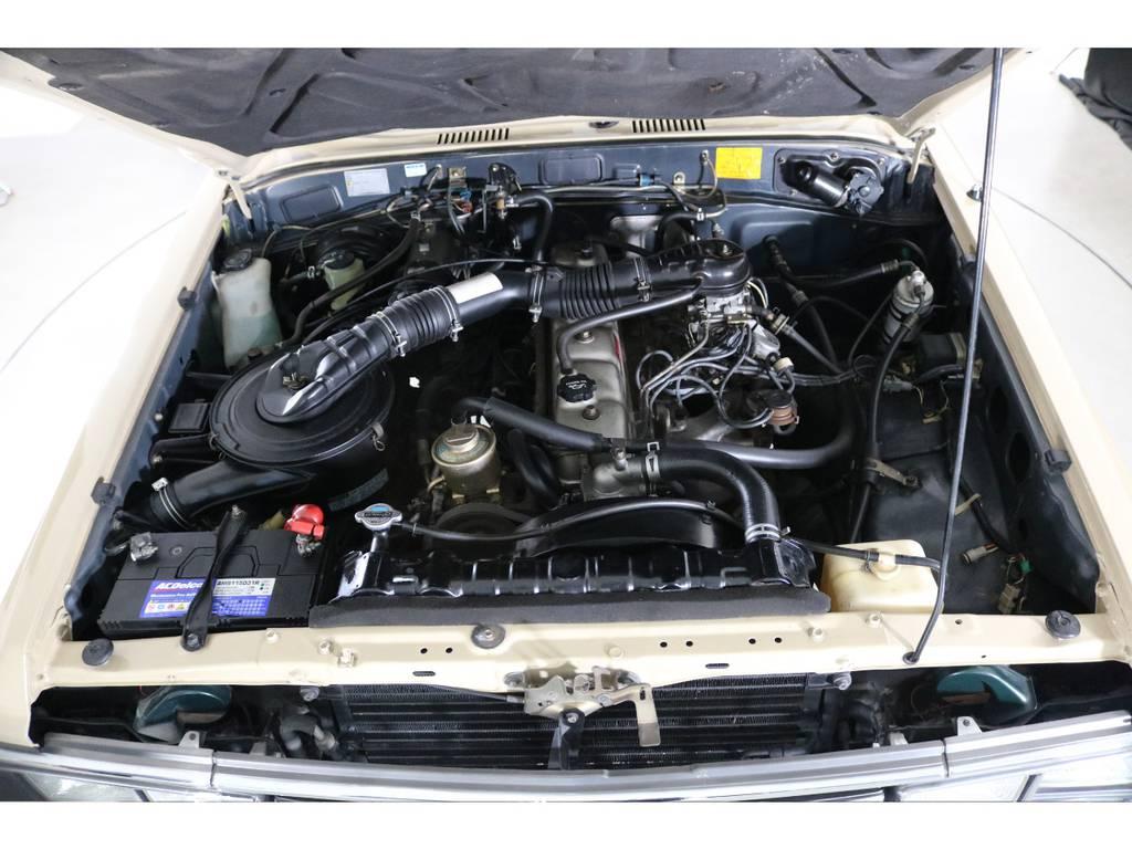 店舗敷地内に工場完備ですので車検から整備までお任せください。 | トヨタ ランドクルーザー60 4.0 GX 4WD ガソリン車 集中ドアロック