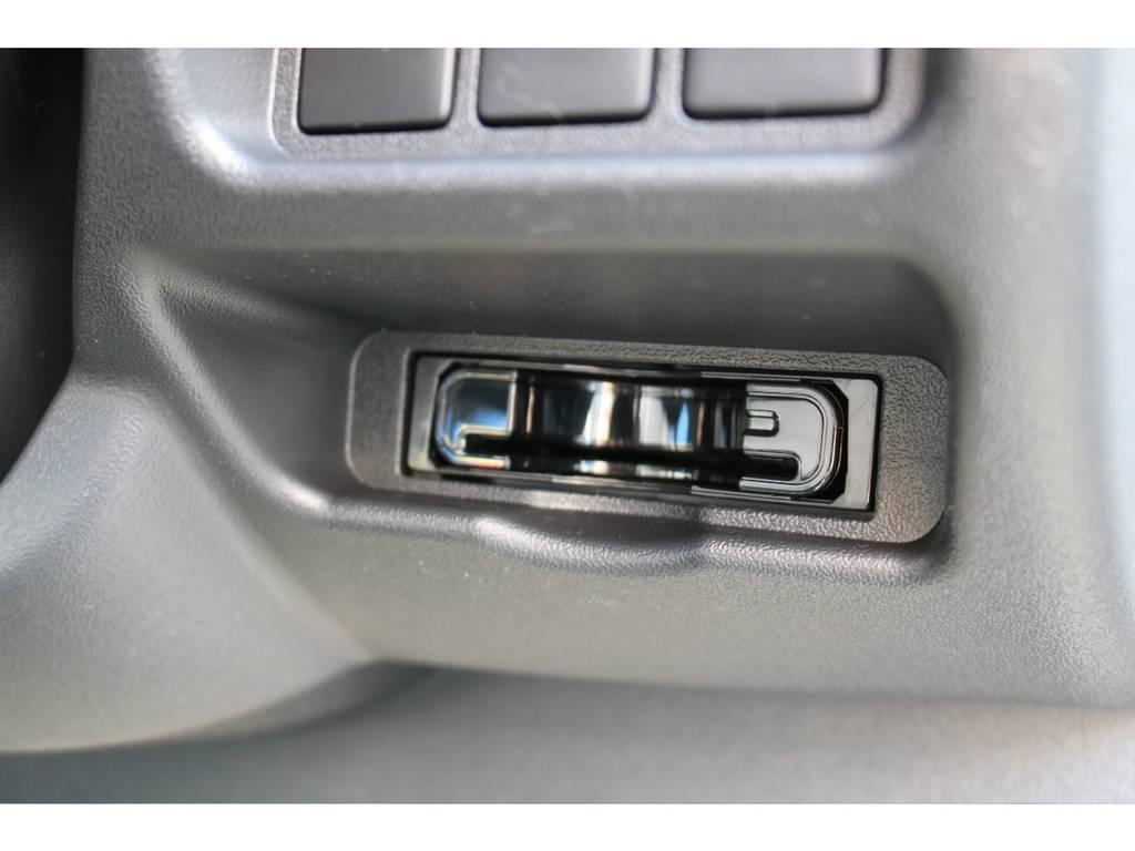ETC! | トヨタ ハイエース 2.7 GL ロング ミドルルーフ 新型TSSP有ナビパッケージ