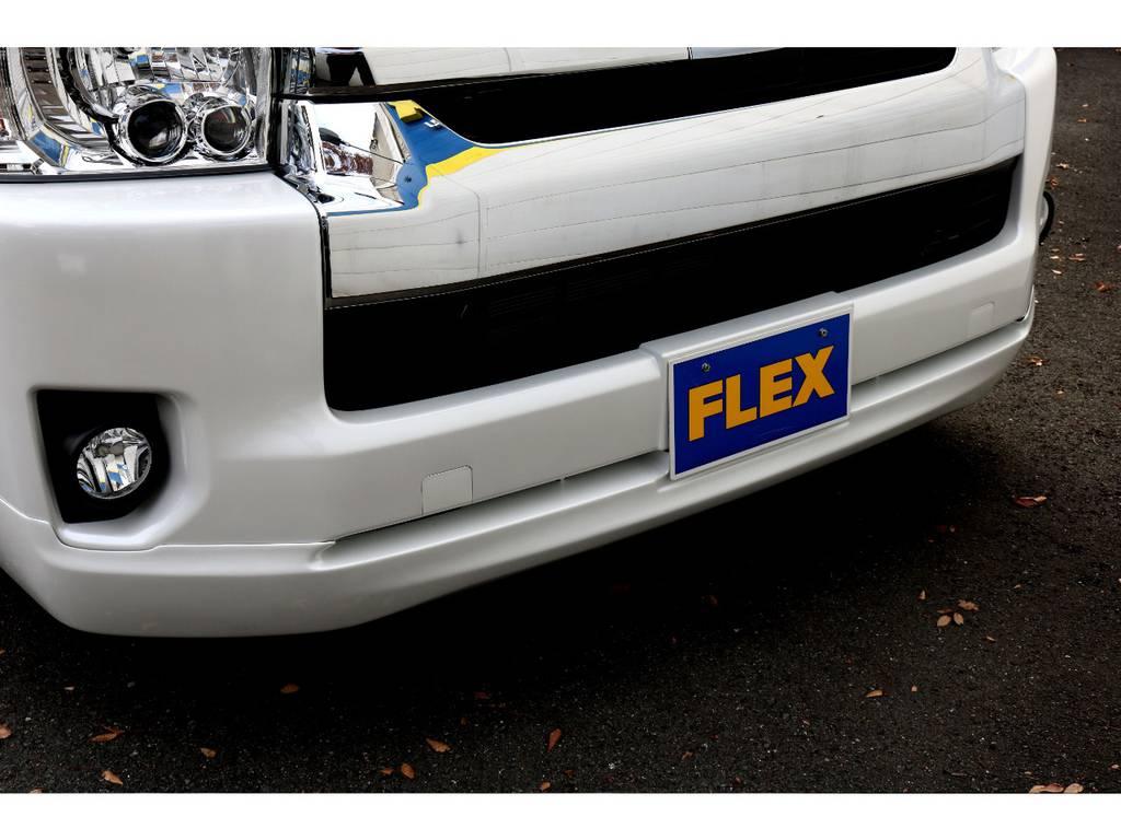 COBRAフロントスポイラー! | トヨタ ハイエース 2.7 GL ロング ミドルルーフ 新型TSSP有ナビパッケージ