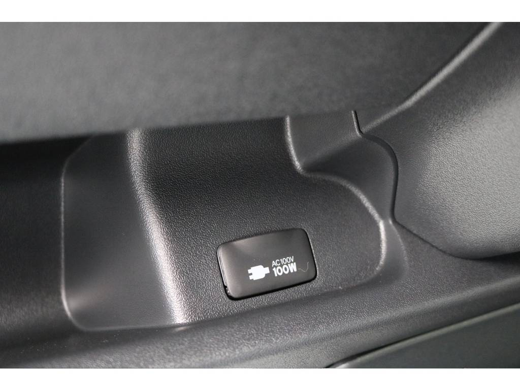 100V電源付き! | トヨタ ハイエースバン 2.8 スーパーGL ダークプライムⅡ ロングボディ ディーゼルターボ 新型TSSP有DプライムⅡナビPK