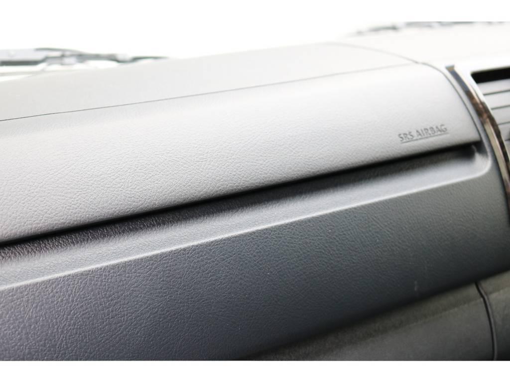 助手席エアバック! | トヨタ ハイエースバン 2.8 スーパーGL ダークプライムⅡ ロングボディ ディーゼルターボ 新型TSSP有DプライムⅡナビPK