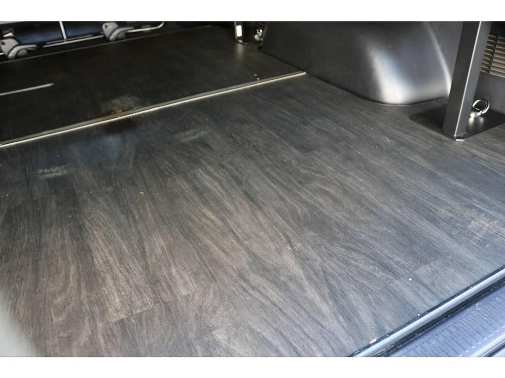 床パネル付き!   トヨタ レジアスエース 2.7 スーパーGL ワイド ミドルルーフ ロングボディ 4WD 買取直販4WDスタイル