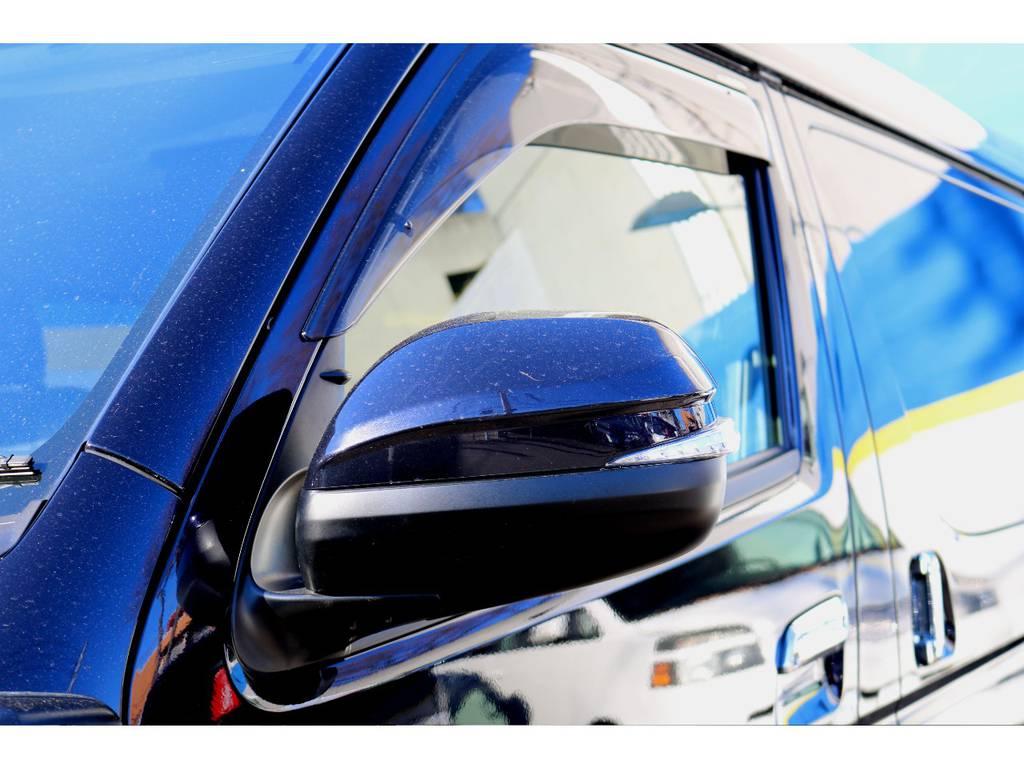 新品アベストウィンカーミラー装着!(ウィンカーが流れます)   トヨタ レジアスエース 2.7 スーパーGL ワイド ミドルルーフ ロングボディ 4WD 買取直販4WDスタイル