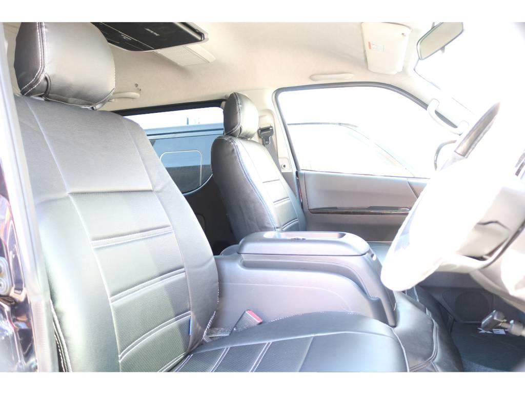 新品FLEXシートカバー装着!   トヨタ レジアスエース 2.7 スーパーGL ワイド ミドルルーフ ロングボディ 4WD 買取直販4WDスタイル