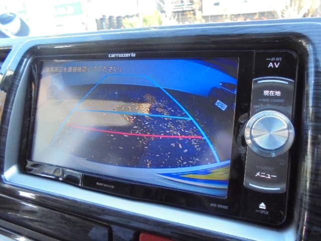 バックカメラナビ連動加工! | トヨタ ハイエースバン 2.8 スーパーGL ロング ディーゼルターボ 買取直販!現行50thワンオーナー車