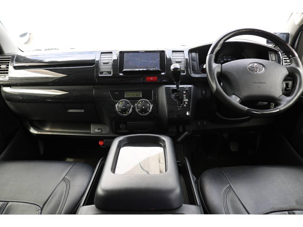 トヨタハイエースバン5ドアバン2.0スーパーGLロング買取直販!uiベットKIT東京都の詳細画像その2