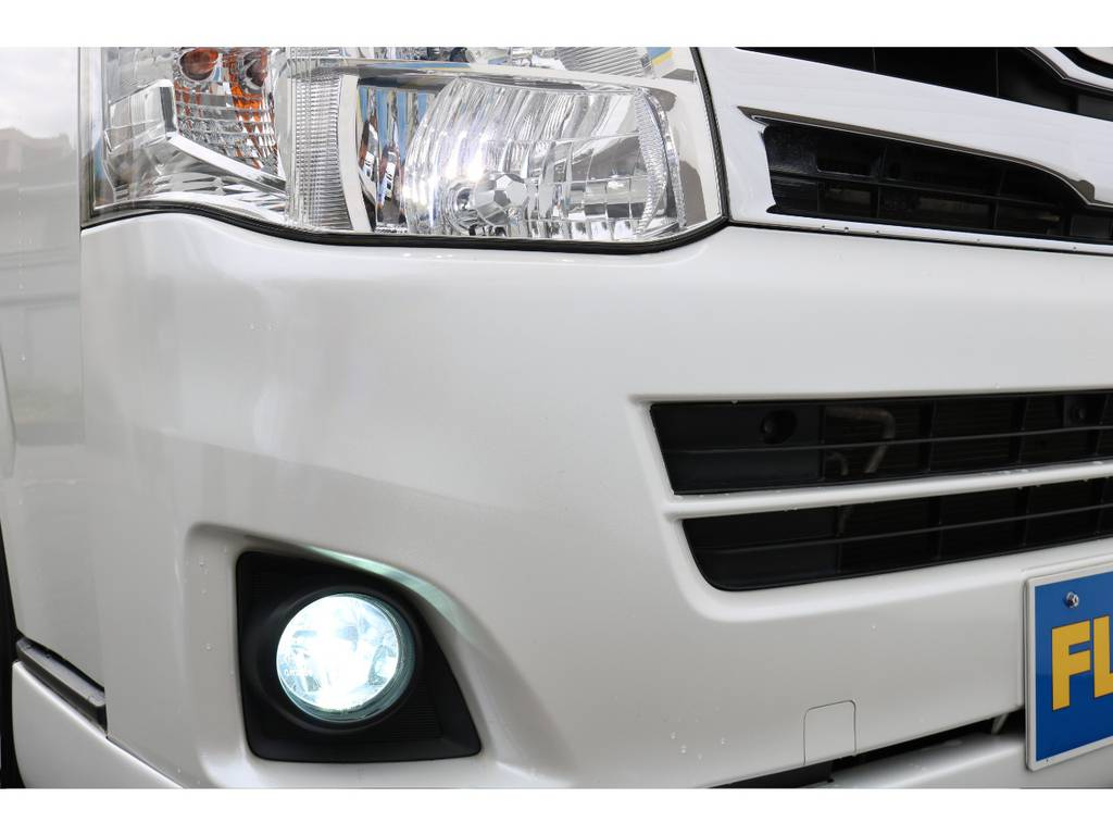 トヨタハイエースバン5ドアバン2.0スーパーGLロング買取直販!uiベットKIT東京都の詳細画像その18
