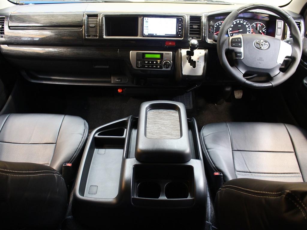ハイエースワゴン 4WD ワイド GL ロング ミドルルーフ