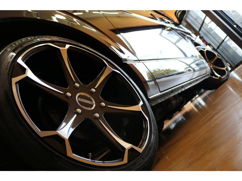 お問合せお待ちしております! | トヨタ ハイエースバン 3.0 スーパーGL プライムセレクション ロング ディーゼルターボ 4WD ESSEXアルミホイール