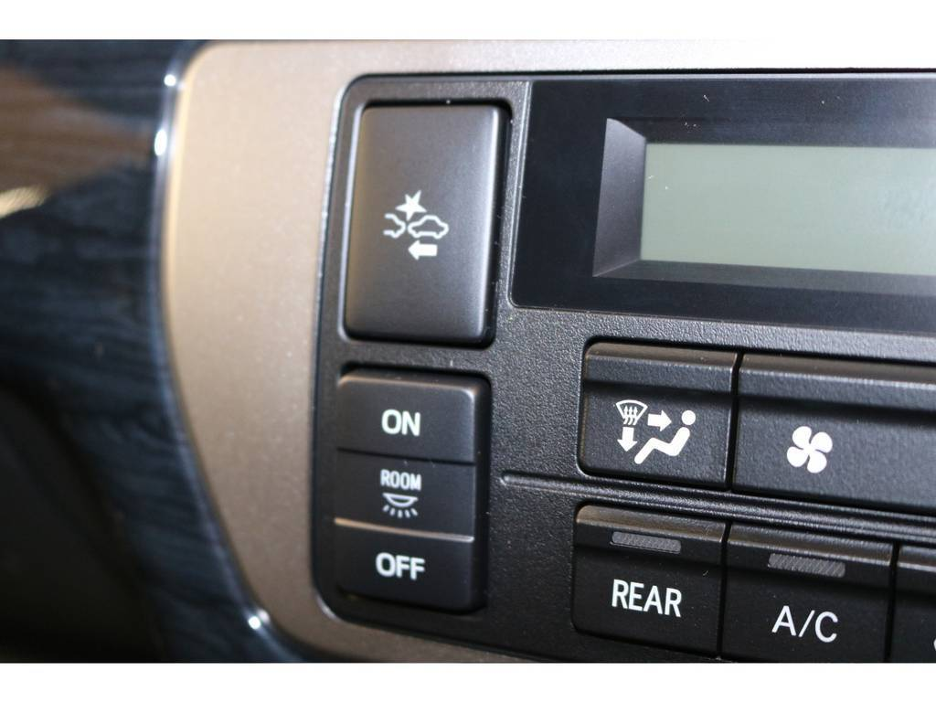 安全装置も付いております♪ | トヨタ ハイエース 2.7 GL ロング ミドルルーフ 4WD トリプルモニターPKG