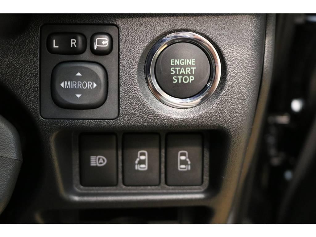 50周年アニバーサリー車両はパワースライドドア標準装備となっております! | トヨタ ハイエースバン 2.8 スーパーGL 50TH アニバーサリー リミテッド ロングボディ ディーゼルターボ 4WD 415コブラフルエアロ
