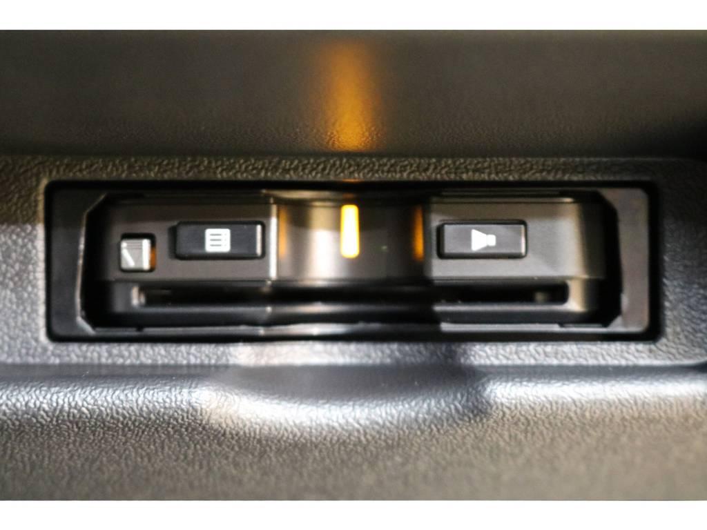ビルトインETCですよ♪ | トヨタ ハイエースバン 2.7 スーパーGL 50THアニバーサリー リミテッド ワイド ミドルルーフ ロングボディ4WD フレックスカスタム