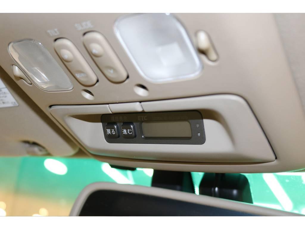 ETCも付いております! | トヨタ ランドクルーザーシグナス 4.7 4WD 下取り直販