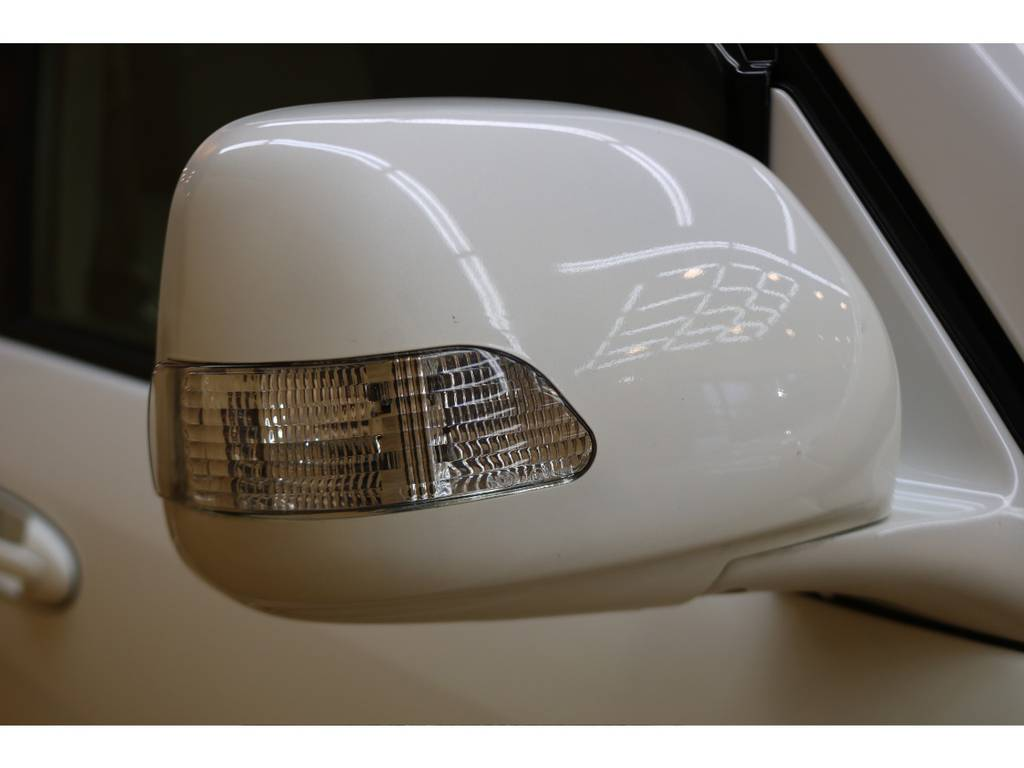 ウインカーミラー! | トヨタ ランドクルーザーシグナス 4.7 4WD 下取り直販
