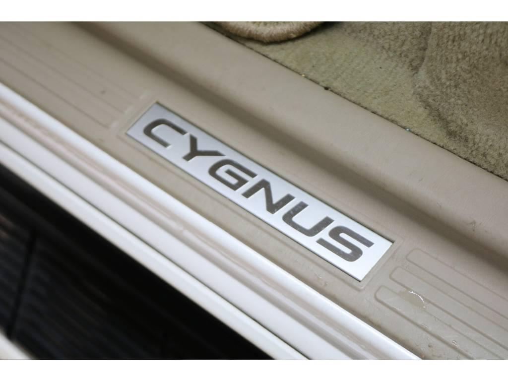 スカッフプレート! | トヨタ ランドクルーザーシグナス 4.7 4WD 下取り直販