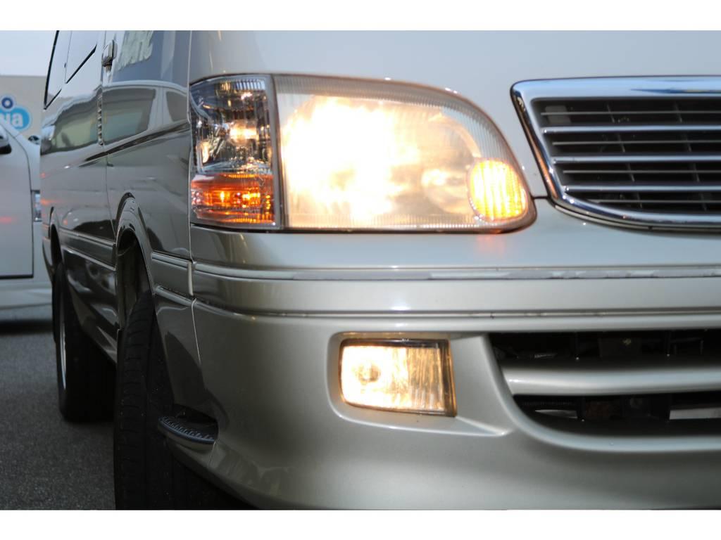 追加カスタムも承ります♪ | トヨタ ハイエース 3.0 スーパーカスタムG リビングサルーンEX ディーゼルターボ 4WD 下取り直販
