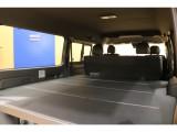 【弊社オリジナルベッドキット完備】ステッチカラーの選べるNewタイプを装着。