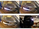 【アヴェスト製シーケンシャルウィンカーミラー交換済】LEDウィンカー機能はもちろん、デイライト・スモールライト・ウェルカムランプ機能も揃っています。