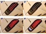 【LEDテール点灯パターン】視認性も向上します♪