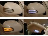 【バレンティ製LEDウィンカーミラー完備】ホワイトマーカー点灯・ウィンカー・ウェルカムランプ機能付き。