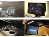 ドライブレコーダー・ドリンクホルダー・レーダー探知機・フリップダウンモニターを装備!フリップダウンはプラズマクラスター付!車内に清涼感をもたらします☆