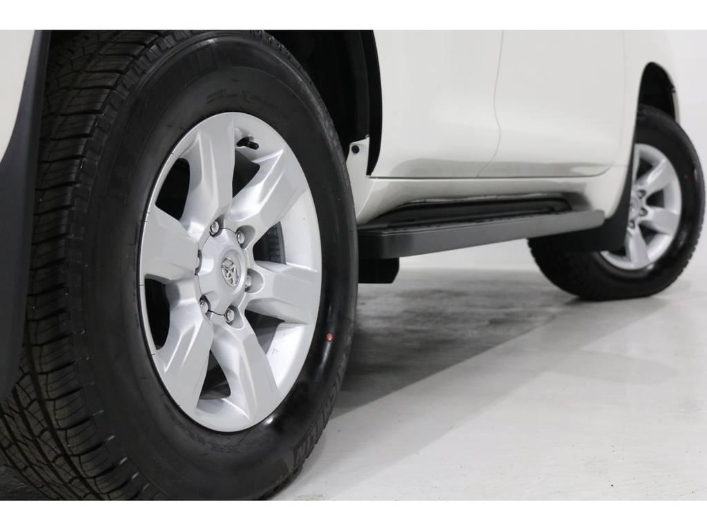 安心のFLEX保証!!新車はメーカー保証が受けられます!!中古車のメーカー保証継承も可能!! | トヨタ ランドクルーザープラド 2.8 TX Lパッケージ ディーゼルターボ 4WD 新車未登録