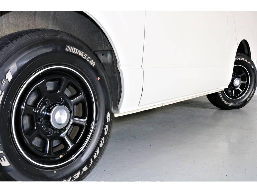 即納車可能!!安心の整備・構造変更!!全て当店にお任せください!! | トヨタ ハイエースバン 3.0 スーパーGL ダークプライム ロングボディ ディーゼルターボ 4WD