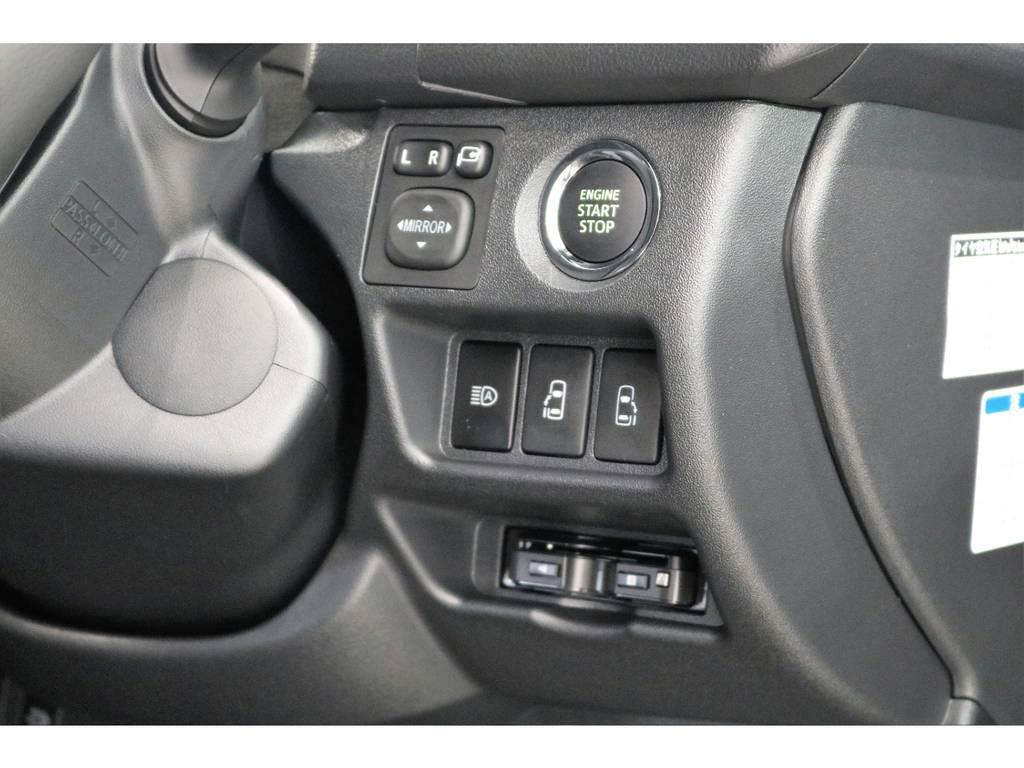 50THアニバーサリー標準装備:両側電動パワースライドドア&スマートキー&プッシュスタート!!!!!! | トヨタ ハイエースバン 2.8 スーパーGL 50TH アニバーサリー リミテッド ロングボディ ディーゼルターボ 4WD