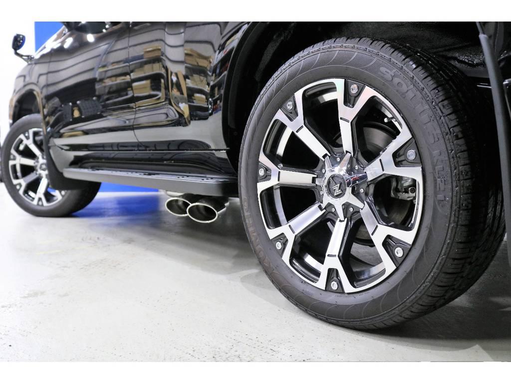 JAOS35mmローダウンサス装着!! | トヨタ ランドクルーザープラド 2.7 TX Lパッケージ 4WD 7人