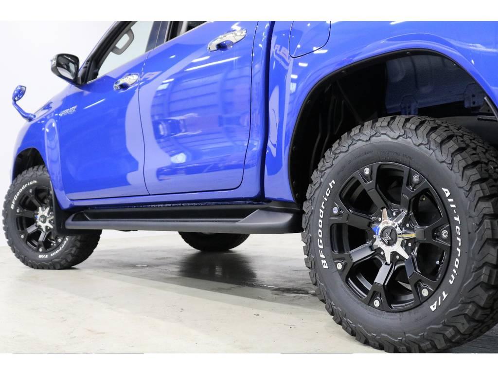 新品グッドリッチ オールテレンタイヤ   トヨタ ハイラックス 2.4 Z ディーゼルターボ 4WD Z