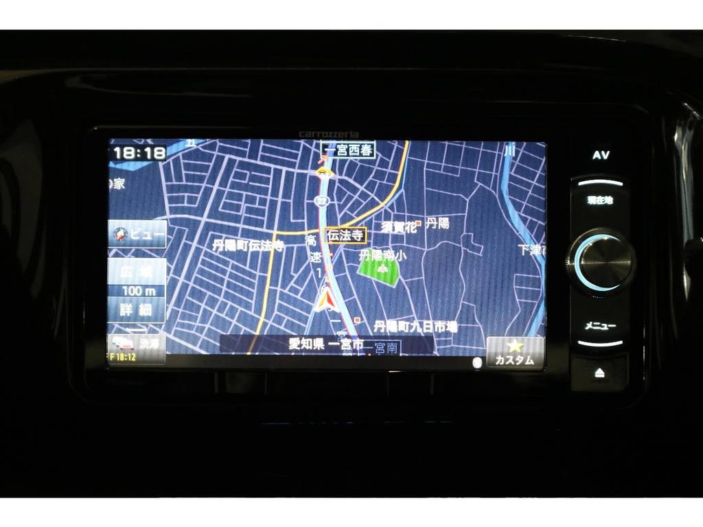 カロッツェリアSDナビ・フルセグTV・Bluetooth接続可能!!! | トヨタ ハイラックス 2.4 Z ディーゼルターボ 4WD Z