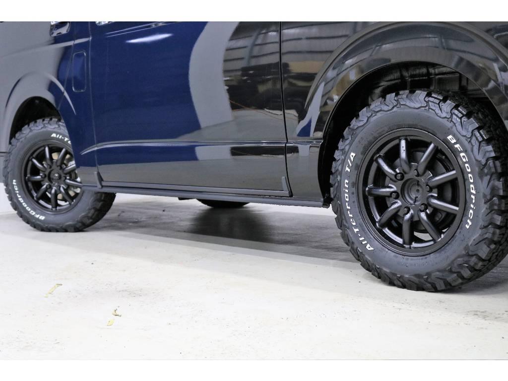 2年間のタイヤ保証付もいております!!!! | トヨタ ハイエースバン 2.8 スーパーGL 50TH アニバーサリー リミテッド ロングボディ ディーゼルターボ 4WD 50TH