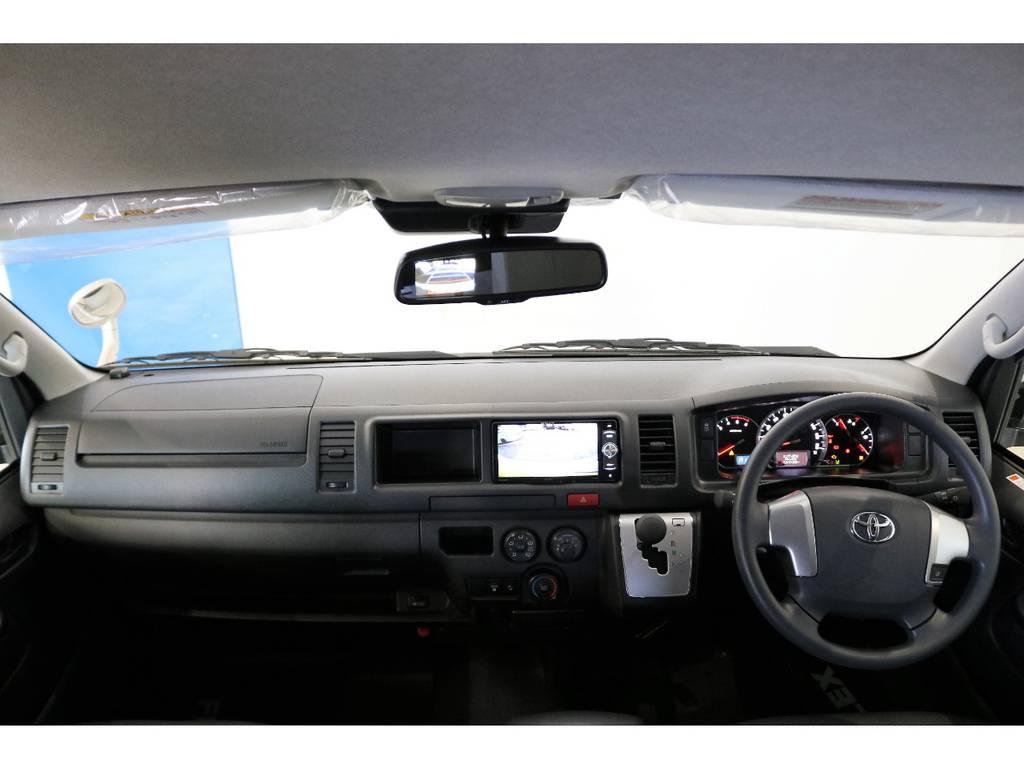 FLEXランクルハイエース一宮店!!国道22号線沿いの広々店舗!!お問い合わせは、0586777753まで   トヨタ ハイエースバン 2.8 DX ワイド スーパーロング ハイルーフ GLパッケージ ディーゼルターボ 4WD TSST付Wエアコン