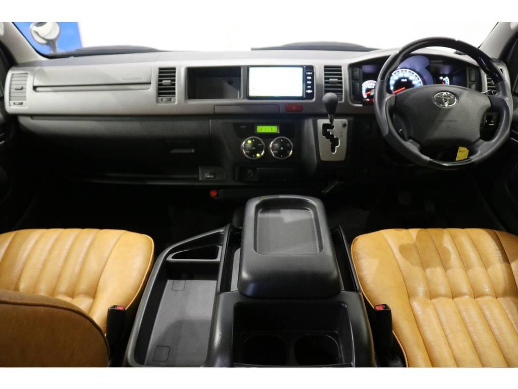 3型 2WD オートエアコン付きをベースにFLEXオリジナルRenoca コーストラインを作成しました!!! | トヨタ ハイエース 2.7 GL ロング ミドルルーフ CoastLines