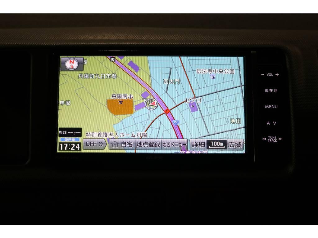 ECLIPSE製 SDナビゲーション | トヨタ ハイエース 2.7 GL ロング ミドルルーフ CoastLines