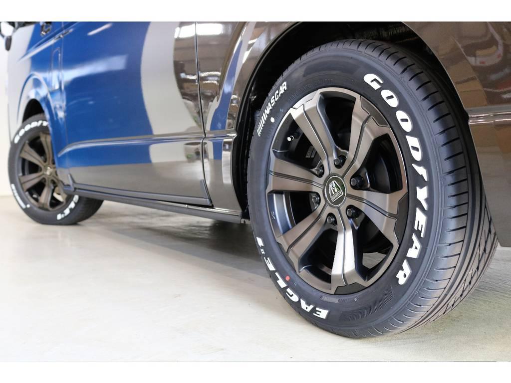 2年間のタイヤ保証付もいております!!!! | トヨタ ハイエースバン 2.8 スーパーGL 50TH アニバーサリー リミテッド ロングボディ ディーゼルターボ 4WD