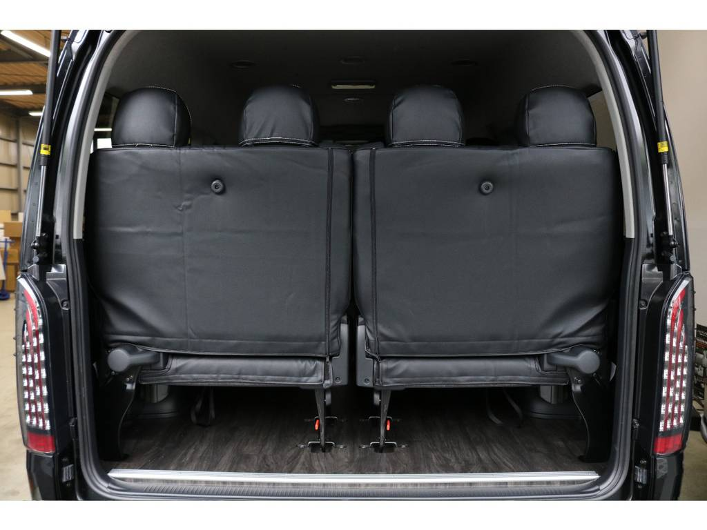 | トヨタ ハイエース 2.7 GL ロング ミドルルーフ 4WD 床張り
