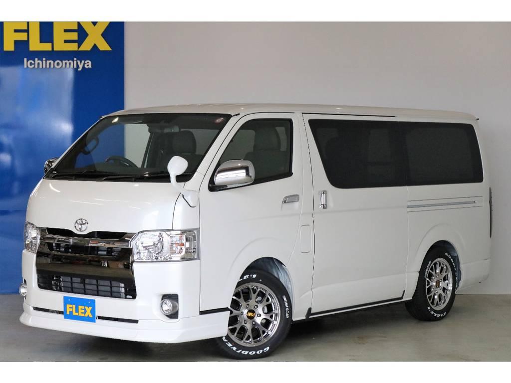 新車ハイエースV・50th・ベットキットパッケージが入荷いたしました!!!!