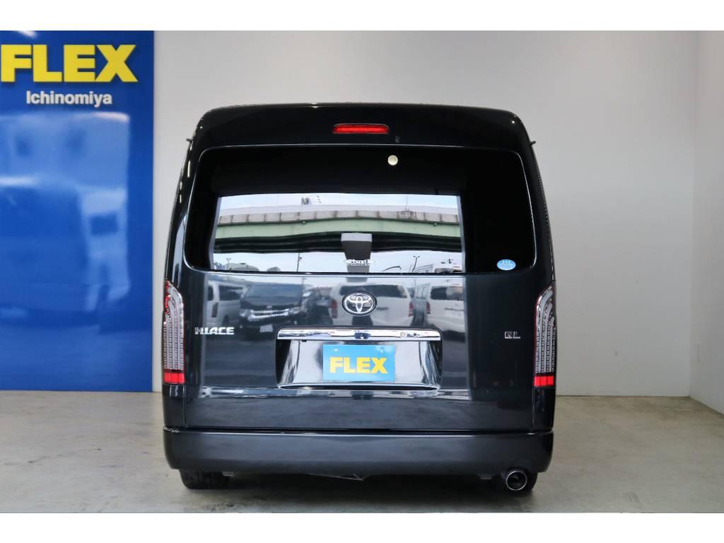 ローダウン公認取得後のご納車となりますのでご安心ください♪ | トヨタ ハイエース 2.7 GL ロング ミドルルーフ