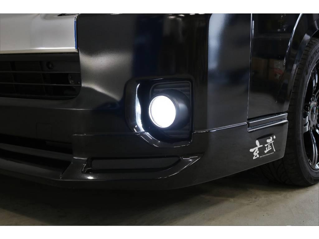内外装LEDバルブに交換済み! | トヨタ ハイエース 2.7 GL ロング ミドルルーフ