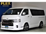 新車【一部改良後】ハイエースW・オリジナル架装Ver1.5・BIG-X11ナビ・フリップダウン・【全国納車可能】