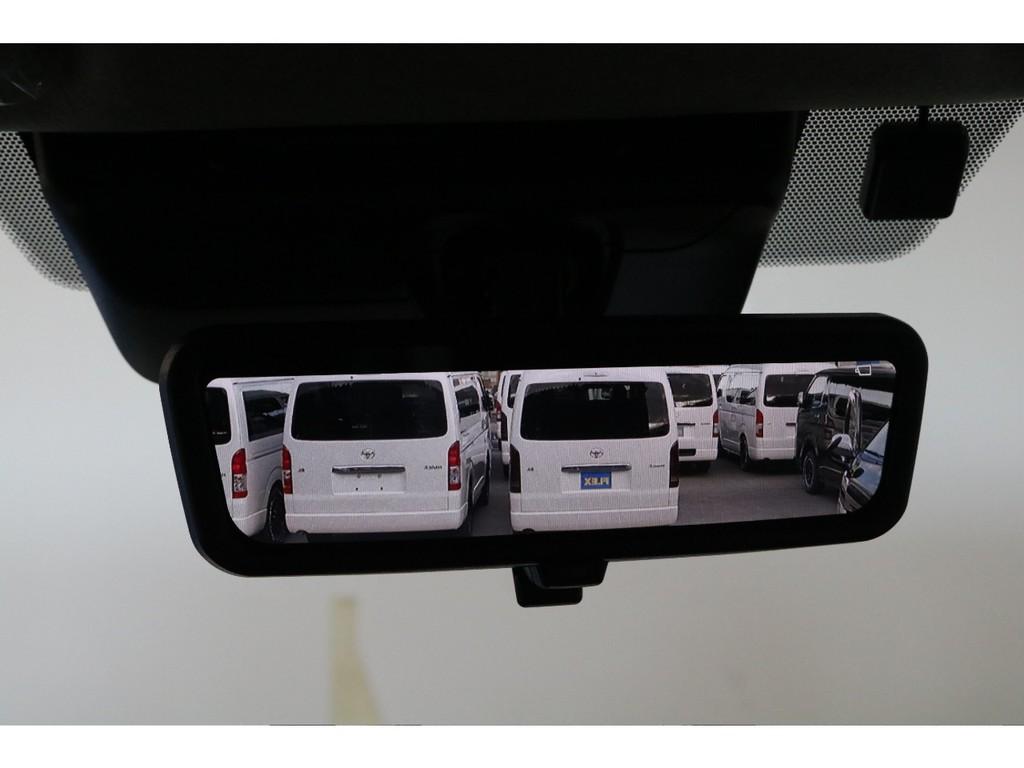 トヨタハイエースワゴン2.7GLロング ミドルルーフ 4WDパーキングサポート愛知県の詳細画像その11