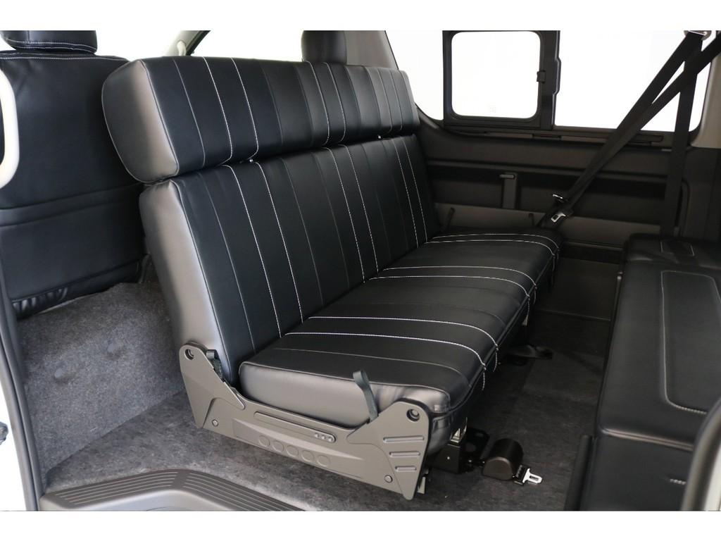 トヨタハイエースワゴン2.7GLロング ミドルルーフ 4WDパーキングサポート愛知県の詳細画像その3