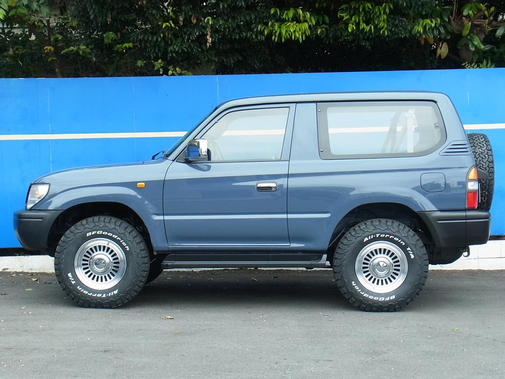 ランドクルーザープラド 2.7 RX 4WD