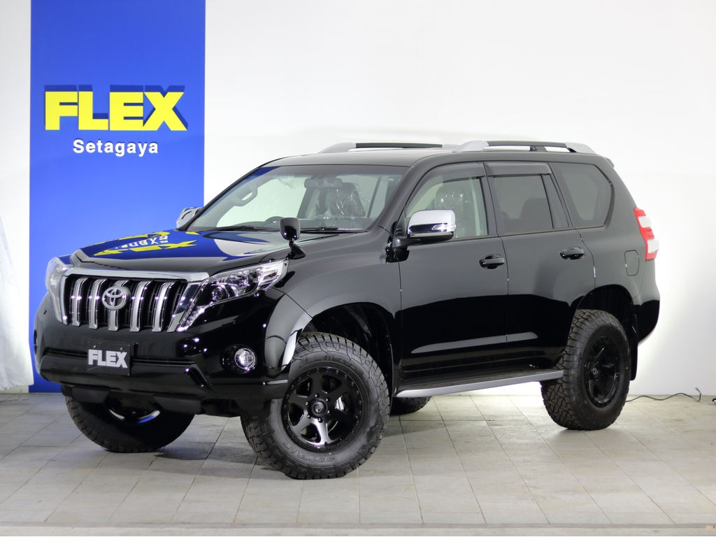 新車未登録 LAND CRUISER PRADO