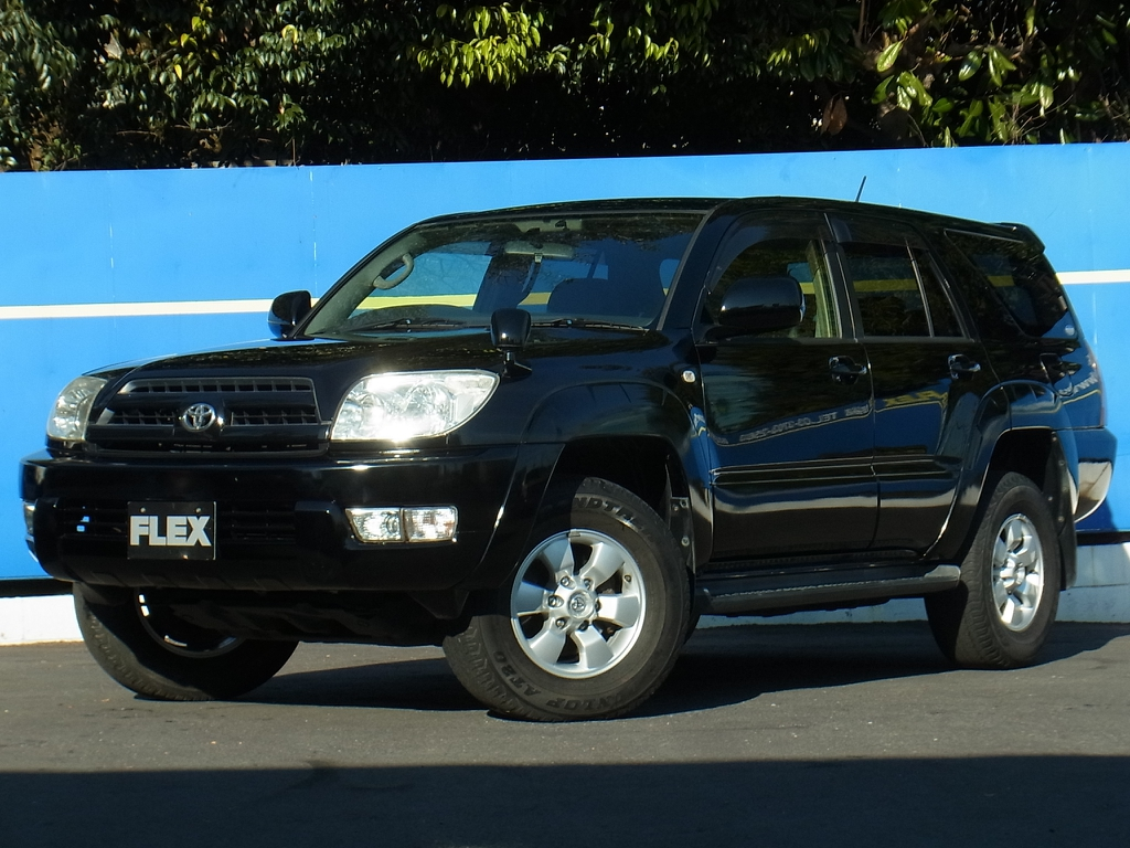 215 HILUX SURF  SSR-X AMERICAN Version