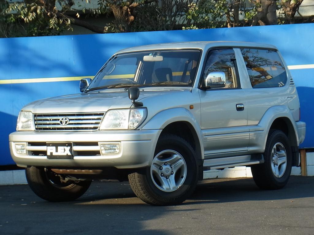 ★希少★ランクル90プラド RX 4WD フルノーマル